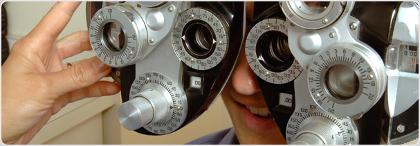 General Ophthalmology Page Banner